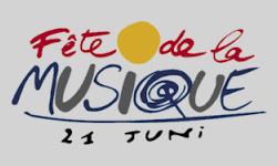 Logo Fête de la Musique